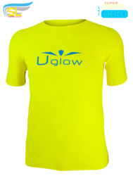 UGLOW-SL | T-SHIRT SUPERSPEED AERO | GEEL