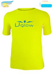 UGLOW-SL | T-SHIRT SUPERSPEED AERO | YELLOW