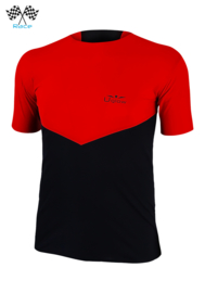 UGLOW-RACE | T-SHIRT SPEED AERO | ROOD/ZWART