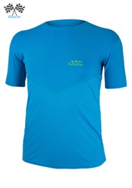 UGLOW-RACE | T-SHIRT SPEED AERO | SKYBLUE