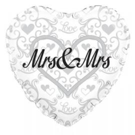 HRT Mrs & Mrs - 45cm  Artikelnummer: 229219