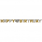 Letterslinger Sparkling Gold 40 jaar