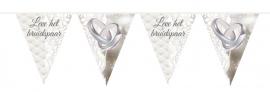 Vlaggenlijn, Slinger Leve Het Bruidspaar