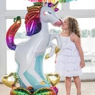 Airloonz - Unicorn - 83.5 x 139.5 cm Artikelnummer: 4242711