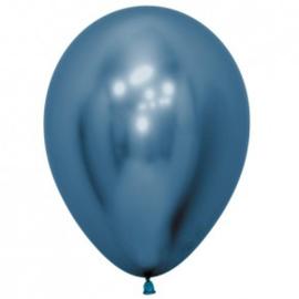 reflex  blauw