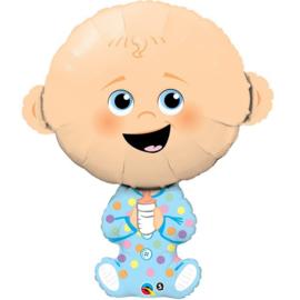 "Baby Boy - Q38""/96cm (1 Stuk) Artikelnummer: 43326"