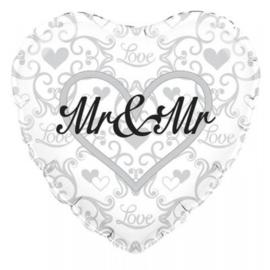 HRT Mr & Mr - 45cm  Artikelnummer: 229202