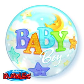 BUBBLE Baby Boy Moon & stars-56cm Artikelnummer: 23597