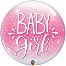 Bubble baby girl  Artikelnummer: 10035B