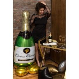 Airloonz - Bubbly Wine Bottle - 60cm x 152cm Artikelnummer: 8312011