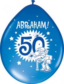 Ballonnen Abraham  / 8 stuks