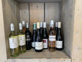 Wijnproefpakket 12 flessen Restaurant Parc