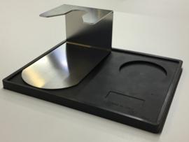 Filterdrager en tamper houder