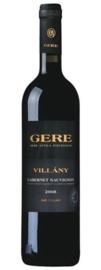 Attila Gere, Cabernet Sauvignon, Villany