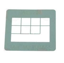 Doorvoer gaasje Mazzer Mini