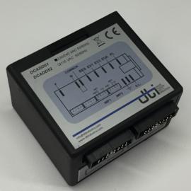 Controlbox RDL Maxi Pro 1 en 2 groep