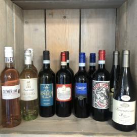 Wijnproefpakket 12 flessen Restaurant Kazerne