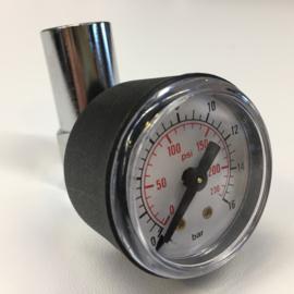 Manometer voor filterdrager 3/8