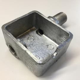 Lekbak E61 aluminium