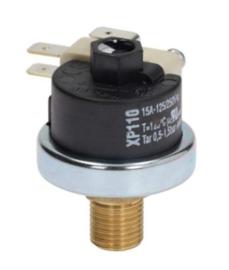Pressostaat boiler 16 ampère 1/4 Mater