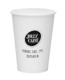 JollyCaffè To Go Cappuccino bekers