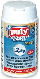 Schoonmaaktabletten Puly 2,5 gram 60 stuks