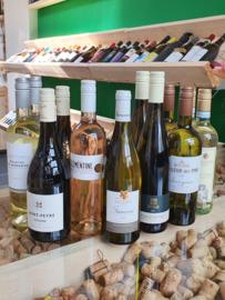 Wijnproefpakket 12 flessen Wit