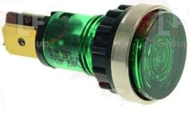 Lamp groen Bezzera/ECM