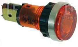 Lamp oranje Bezzera/ECM