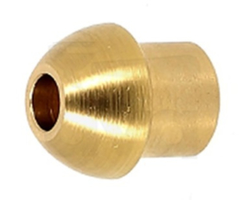 """Welding end cup 4 mm, nut 1/8"""""""