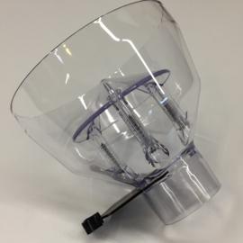 Bonenreservoir Mazzer Mini 320 gram
