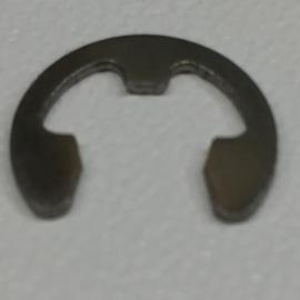 Borgklip draaiknop stoomkraan Vibiemme Mercury