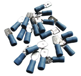 Kabelschoen M Blauw 1,0 - 2,5mm