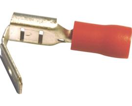 Kabelschoen F Verbinder Rood 1,0-1,5mm