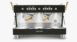 Ascaso BARISTA T Plus 2 groeps espressomachine