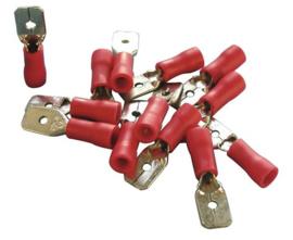 Kabelschoen M Rood 1,0 - 1,5mm