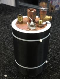 Boilerisolatie mat 30 x 60 cm