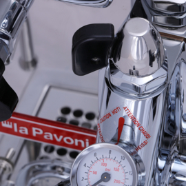 Brewing Pressure Profiling Control E61 zetgroep
