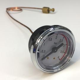 Manometer Vibiemme Domobar boilerdruk