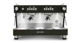 Ascaso BARISTA T ONE 2 groeps espressomachine