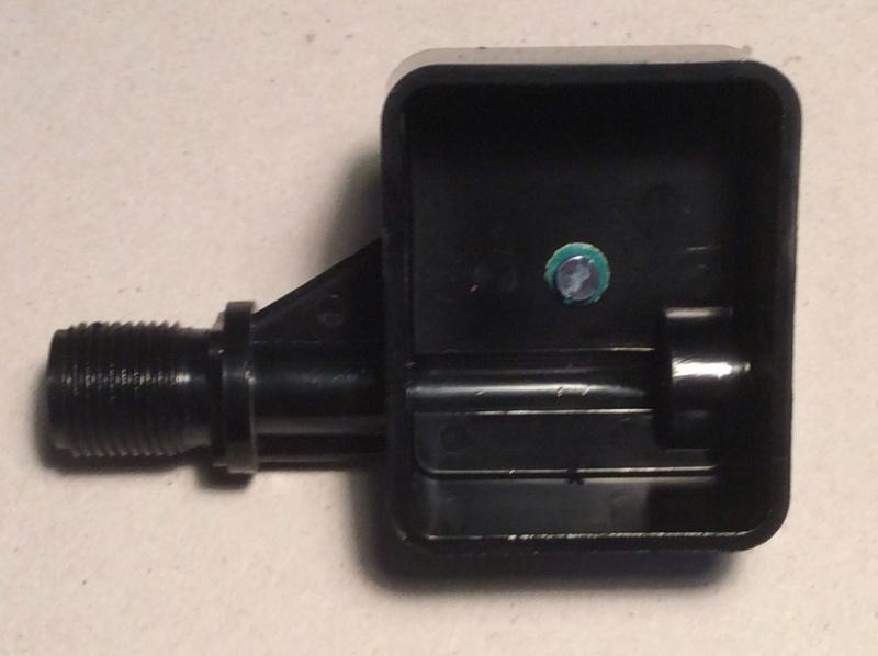 Lekbak E61 plastic