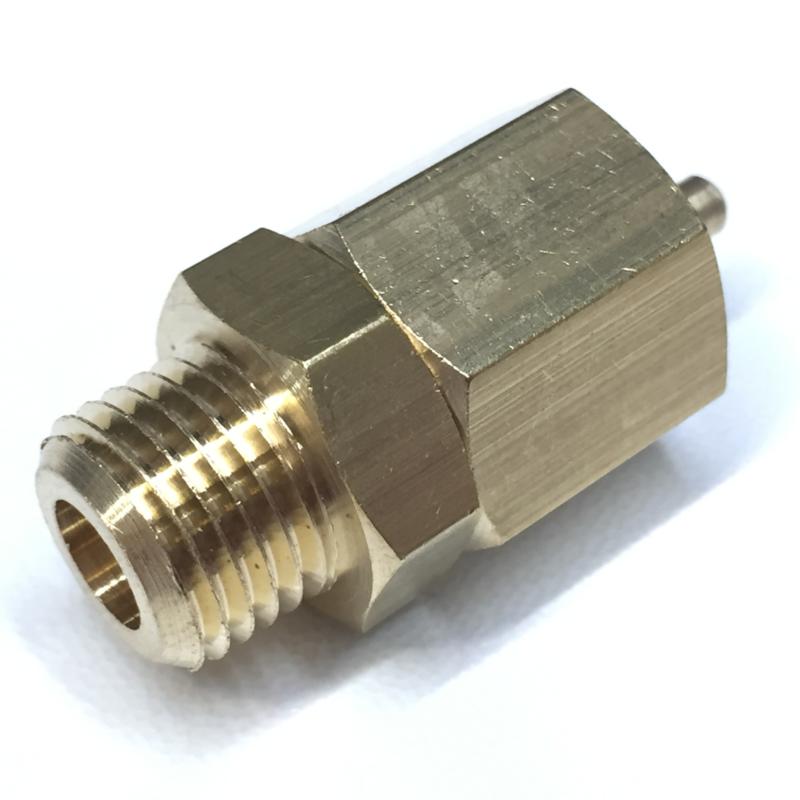 Vacuumventiel boiler 1/4 hoog