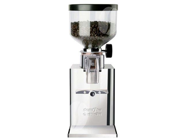 Demoka GR-0203 grind-on-demand koffiemolen RVS