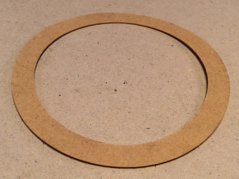 Vulring papier 0,5mm Nuova Simonelli