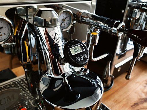 Coffee Sensor Thermometer E61 zetgroep