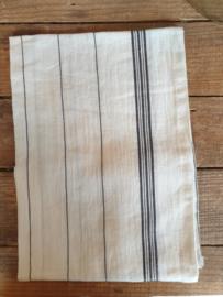 Keukendoek lime streepje