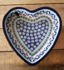 Baking  dish heart