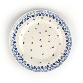 Melamine Plate Fleur Fountain