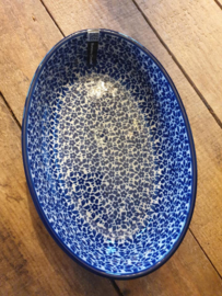 Ovendish oval