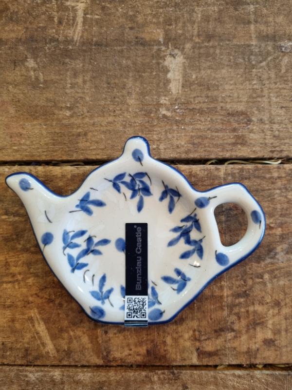 Teabag Dish Teapot
